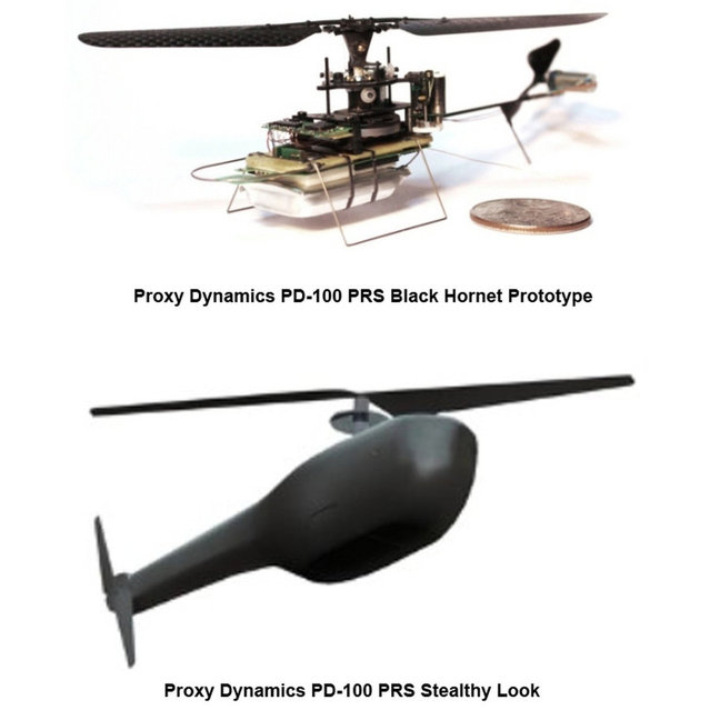 Black Hornet - Hand-Held Helicopter Drones To War Zone