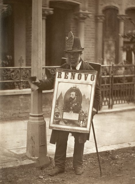 Boardman. (Photo by John Thomson/LSE Digital Library)