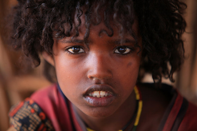 Ethiopia: Valley of the Omo, Borana. (Claude Gourlay)