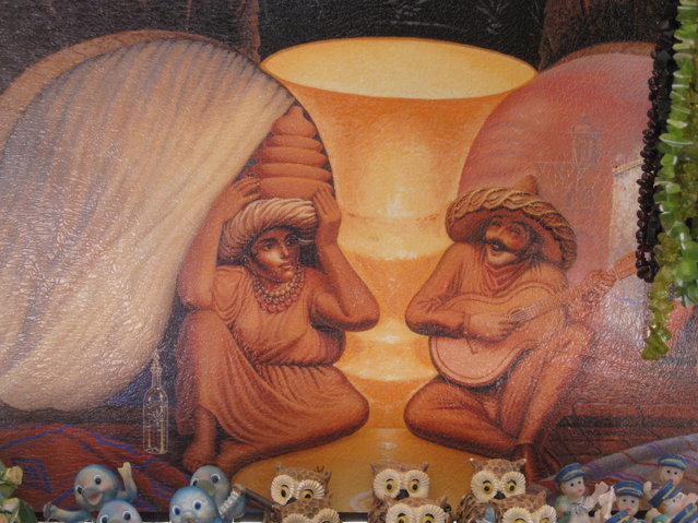 Optical Illusion Art By Oleg Shuplyak (video)