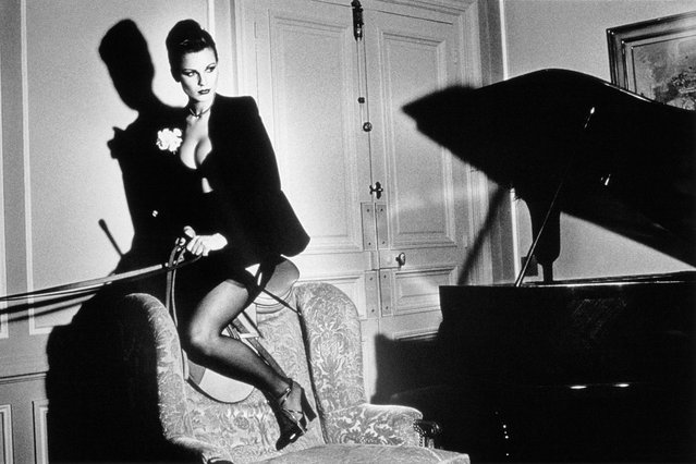 Saddle II. (Photo by Helmut Newton)