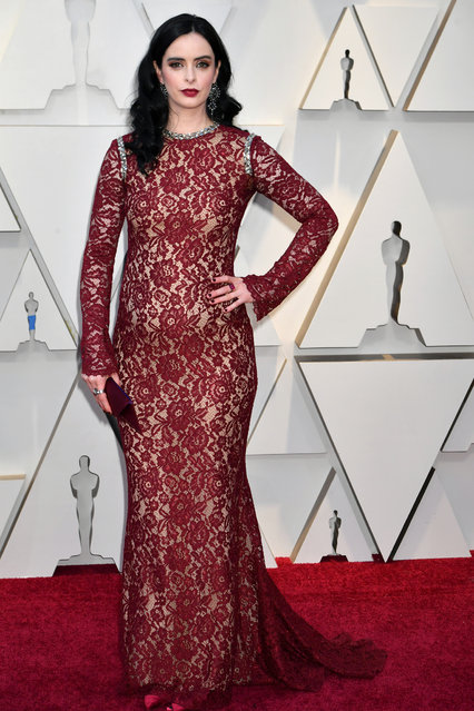 Krysten Ritter attends the 91st Annual Academy Awards at Hollywood and Highland on February 24, 2019 in Hollywood, California. (Photo by Jeff Kravitz/FilmMagic)