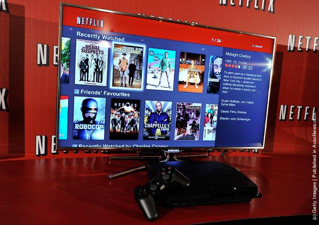 Netflix Launch In UK