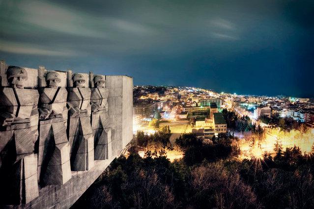 Bulgaria, Soviet Friendship Monument. (Photo by Rebecca Bathory)