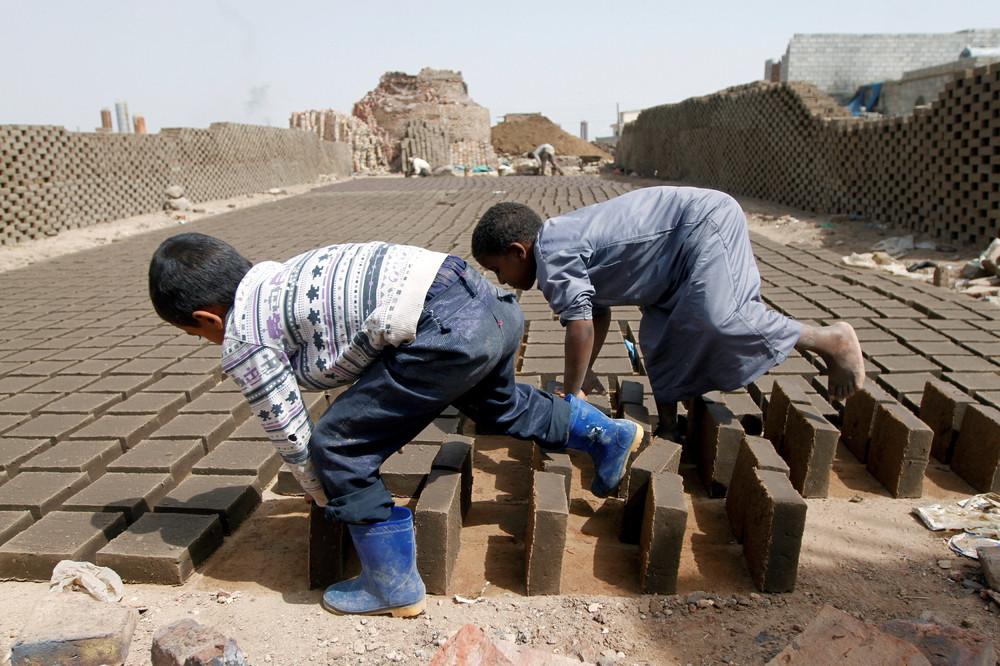 Mud, Water and Fire: Building Sanaa