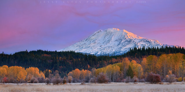 Mount Adams – Washington. (Jesse Estes)
