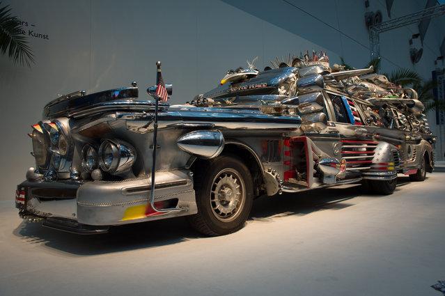 Finnjet Fantastic Car