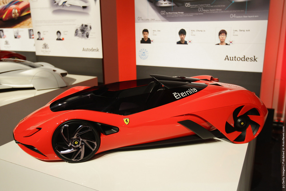 Ferrari World Design Contest