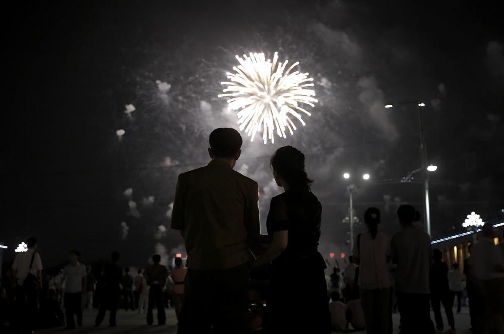 North Korea Marks War Anniversary