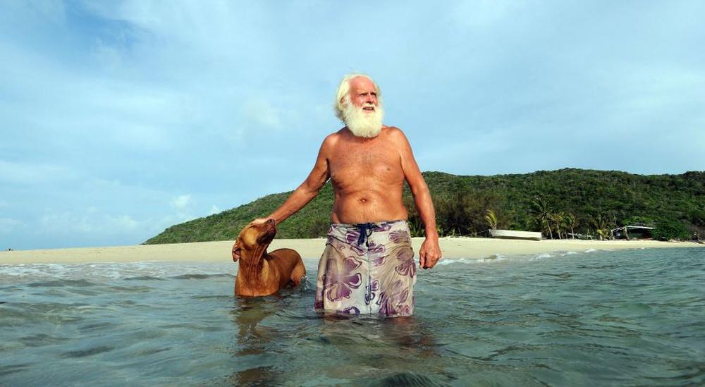 A real life Robinson Crusoe – David Glasheen