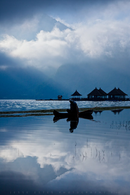 Lake Batur – Bali, Indonesia. (Jesse Estes)