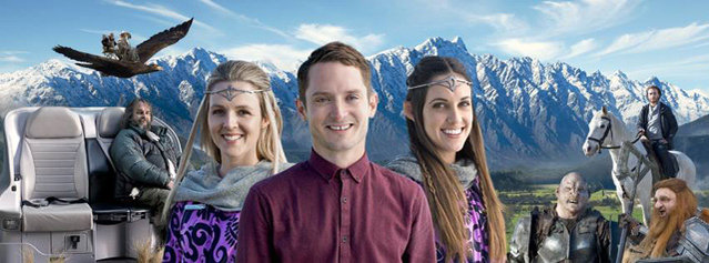 Air New Zealand's 'Most Epic' Safety Video