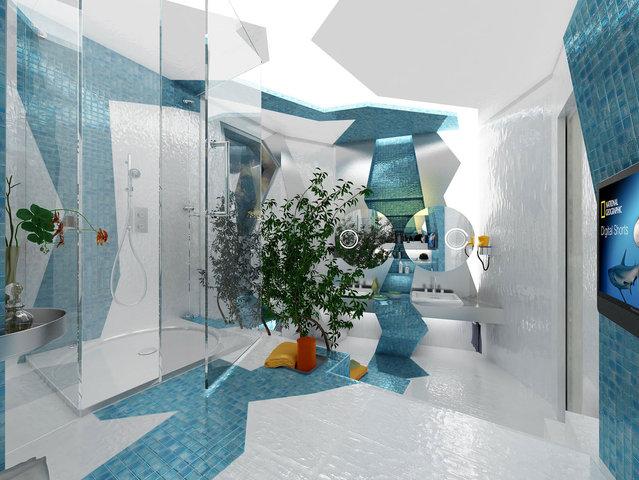 Innovative Bathroom Concepts By Gemelli Design