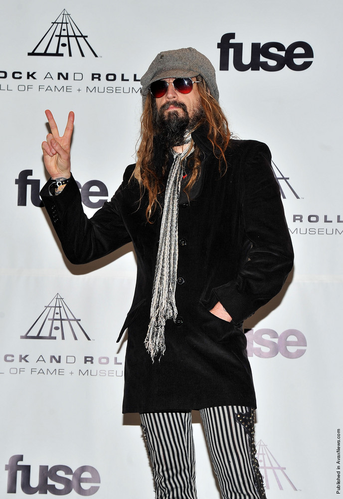 26th Annual Rock And Roll Hall Of Fame Induction Ceremony.