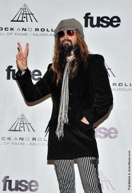 Musician Rob Zombie