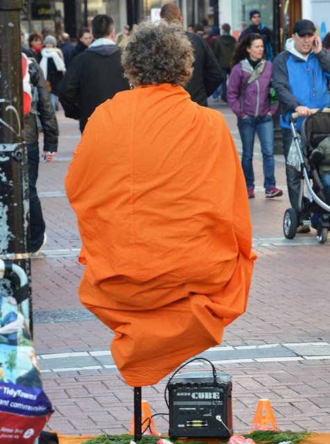 The Secret Of Levitation Street Yogis