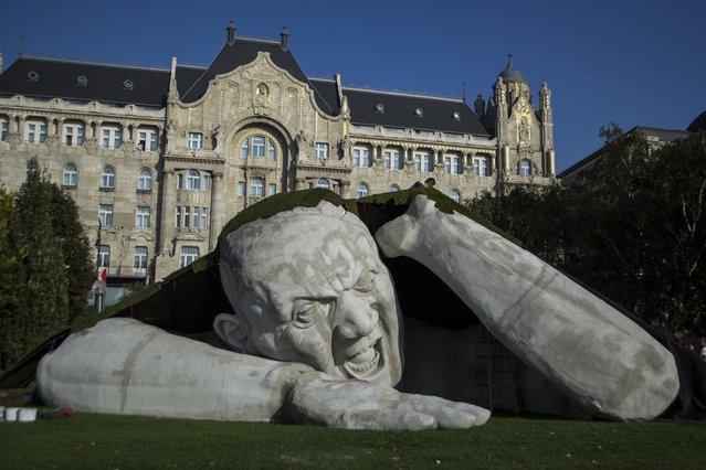 Sculpture By Ervin Loranth Herve
