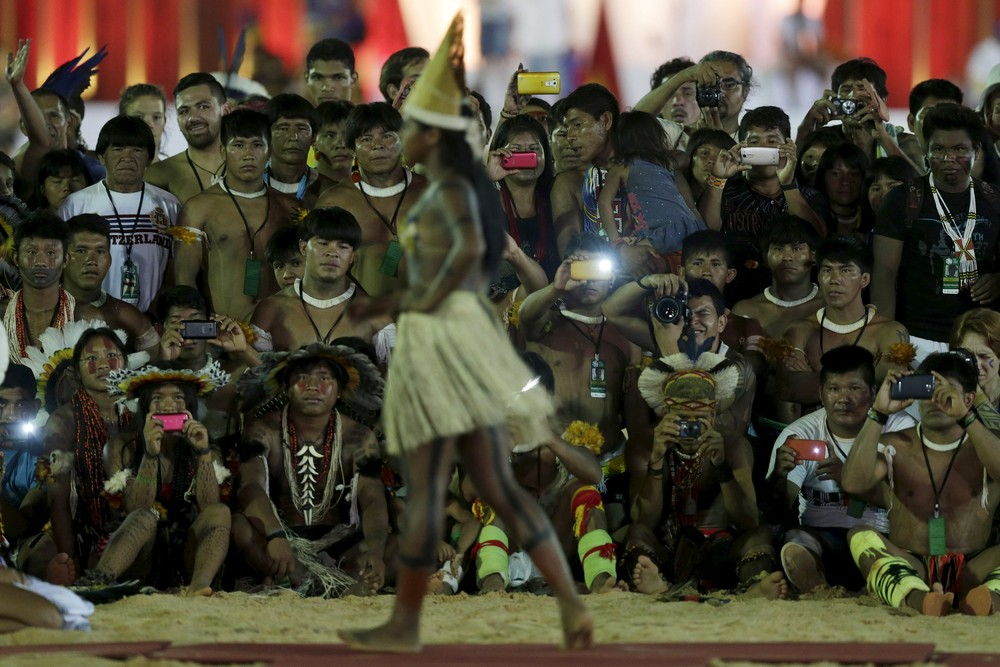 The I World Games for Indigenous People in Brazil, Part 2