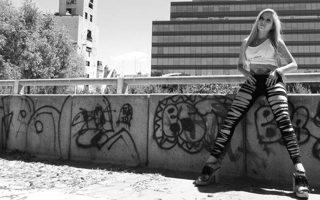 Ana Alvarez. (Photo by Diego Otero)