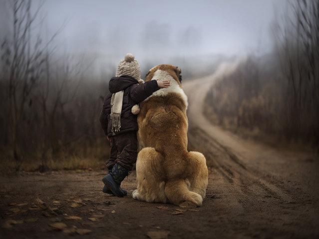Untitled. (Photo by Elena Shumilova)