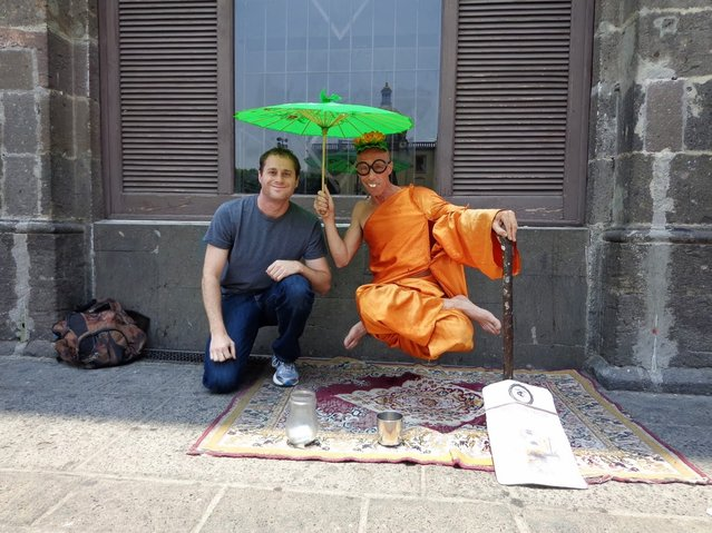 The Secret Of Levitation Street Yogis