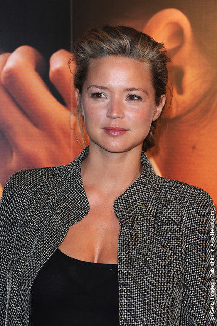 Virginie Efira attends 'La Delicatesse' Paris Premiere