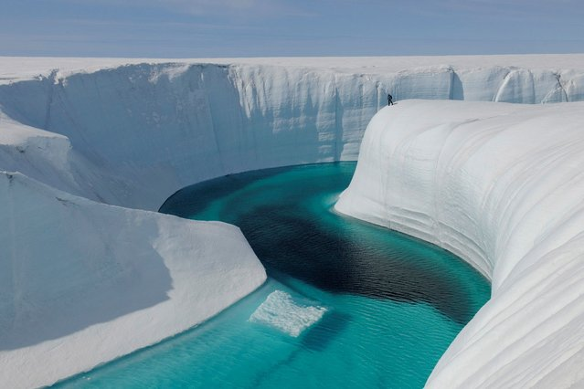 Chasing Ice in Greenland