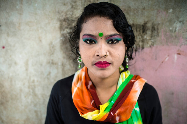 Bangladesh is one of the few Muslim countries in the world where prostitution is legal. The Kandapara brothel in the district of Tangail is the oldest and second-largest in the country – it has existed for some 200 years. (Photo by Sandra Hoyn)