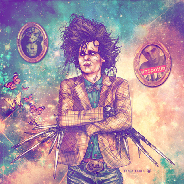 Edward Scissorhands fab cir
