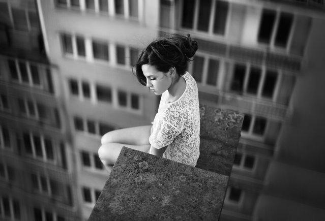 """""""L'art de tomber dans la solitude"""". (David Olkarny)"""
