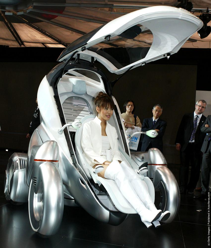 Concept Cars. Part I