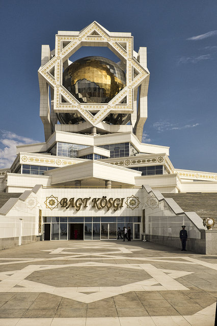 Bagt Kosgi Ashgabat - Turkmenistan