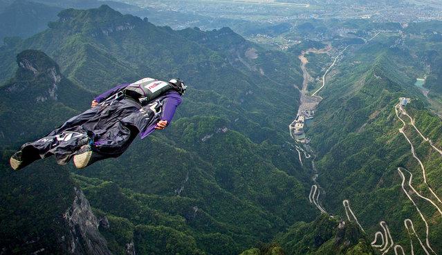 Heaven's Gate at Tianmen Mountain