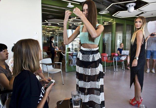 3d Printed Fashion Line