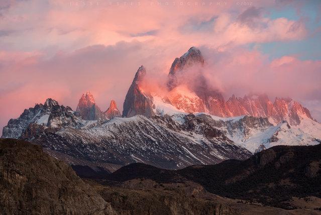 Mount Fitzroy – Patagonia. (Jesse Estes)