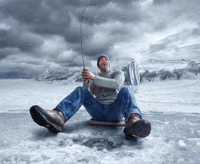 Funny Photography By Adrian Sommeling Part 2