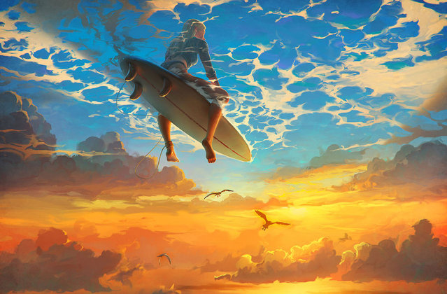 Beautiful World By Artem Rhads Cheboha