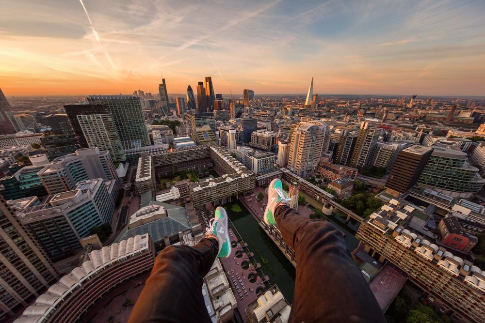London Rooftopper