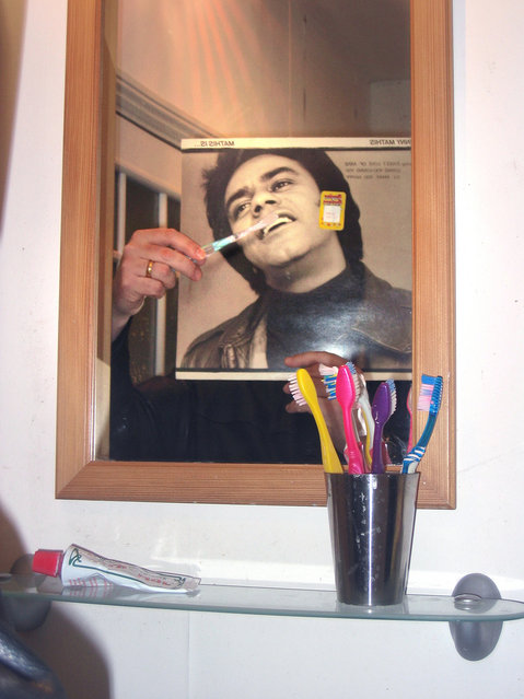 """""""Johnny Mathis: Mathis Is..."""". (Christophe Gowans)"""