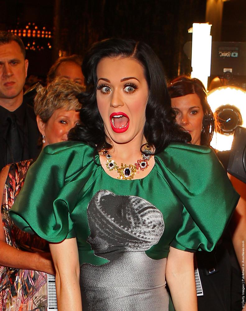 2011 Logie Awards: Arrivals