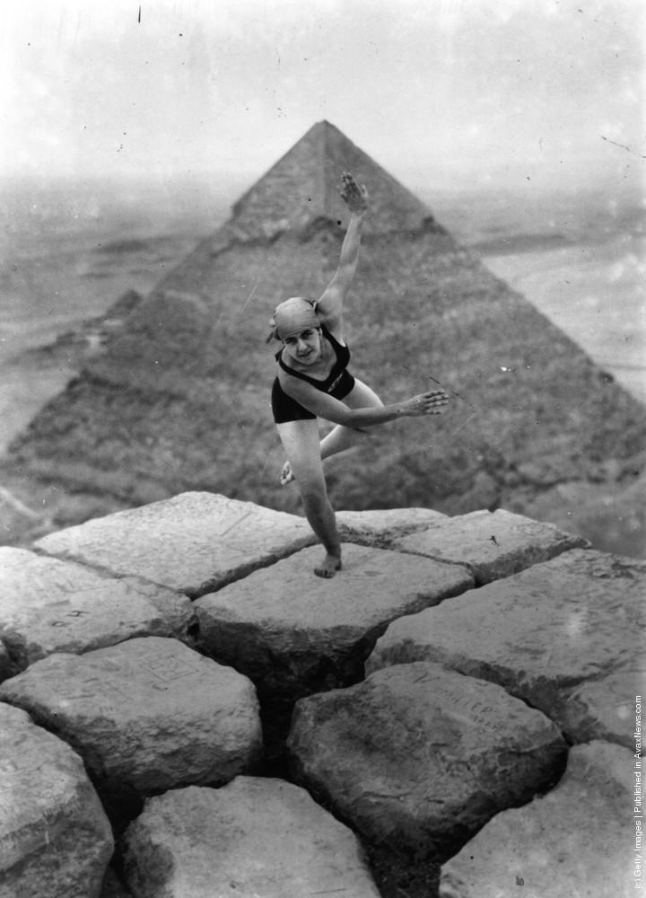 Pyramids of Giza: The Retrospective 1880–1955
