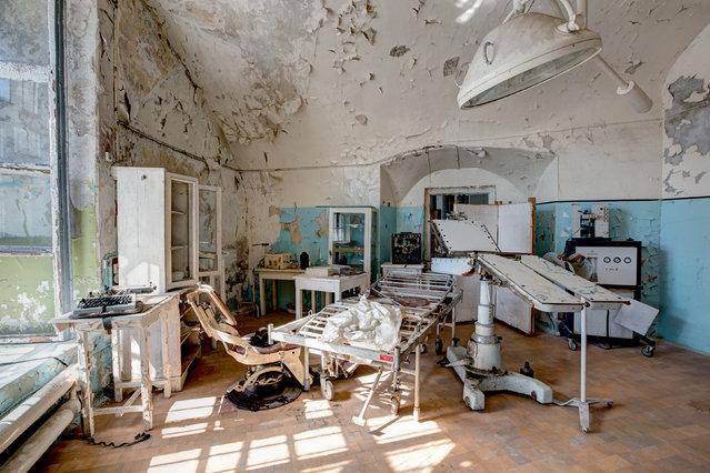 Estonia, Patarei Prison. (Photo by Rebecca Bathory)