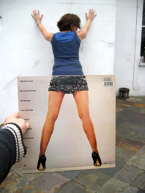 """Tina Turner: Private Dancer"". (Christophe Gowans)"