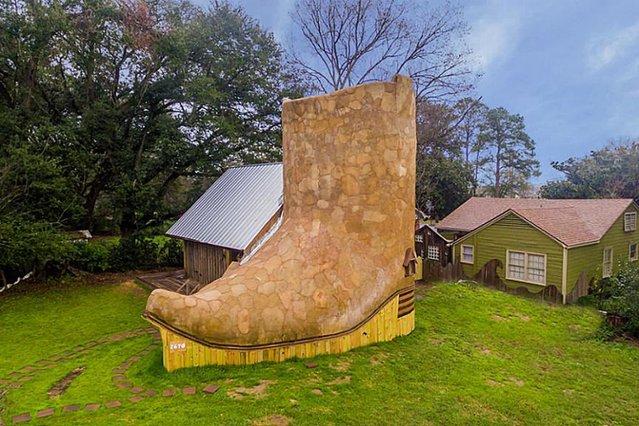 A Home Like A Cowboy Boot