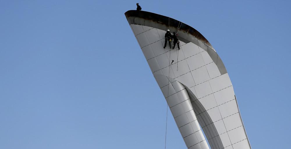 High Flying Maintenance