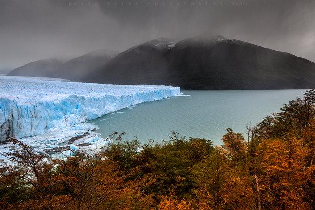 Moreno Glacier. (Jesse Estes)