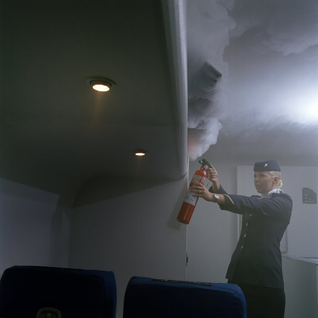 Unnur, Icelandair, 2006. (Photo by Brian Finke/The Washington Post)