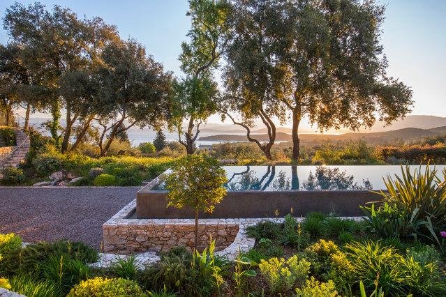 European Garden Photography Award. Corfu, Greece. (Photo by Marianne Majerus/MMG/The Guardian)
