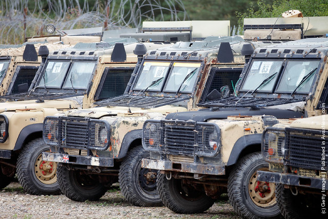 Ex Ministry Of Defence Vehicles On Sale