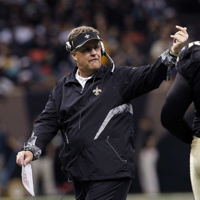 Defensive coordinator Gregg Williams -- now with the St. Louis Rams -- was suspended indefinitely in the wake of a three-year investigation of the Saints' bounty system (Gerald Herbert / Associated Press)